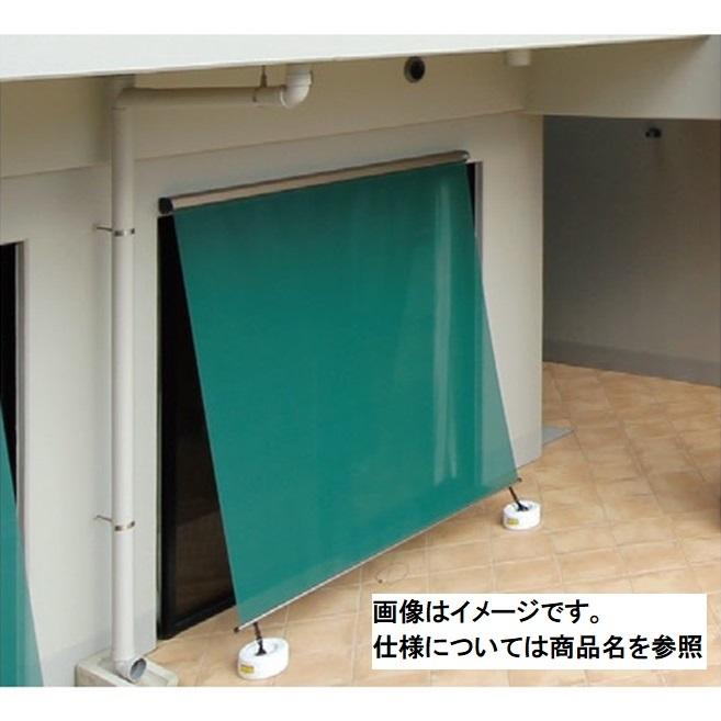 BXテンパル まどかぜ・シェイド 間口規格 W1500×H2000mm メッシュホワイト
