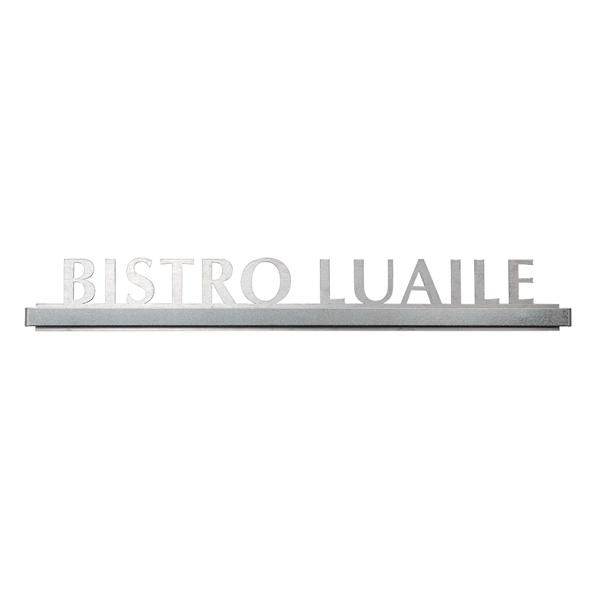 福彫 業務用サイン チタン切文字館銘板 TIKZ-7 『表札 サイン 戸建』