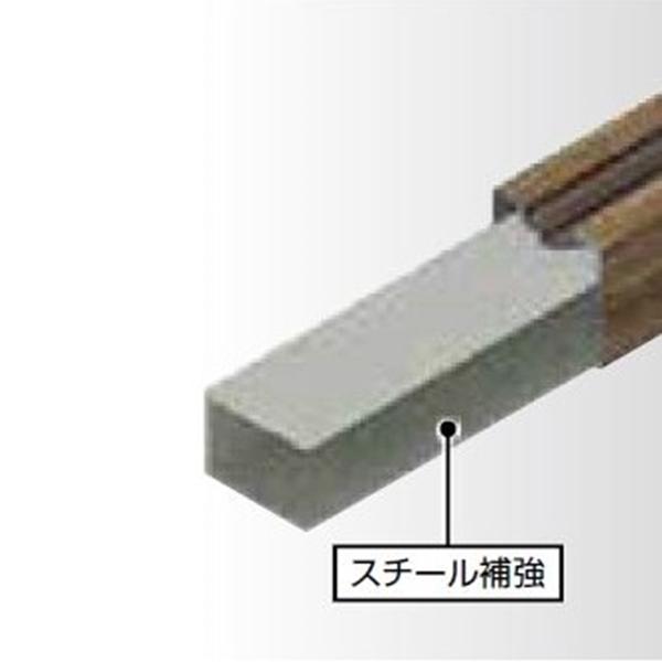 (訳ありセール 格安)   タカショー  オプション モクプラユニット用 部材 3段フリーポール ウッドカラー  モクプラユニット  H2600:エクステリアのプロショップ キロ-エクステリア・ガーデンファニチャー