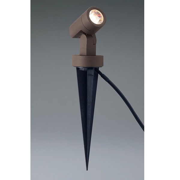 ユニソン エコルトスポットライト EA 11009 052 12V用 『エクステリア照明 ローボルトライト』 LED色:電球色