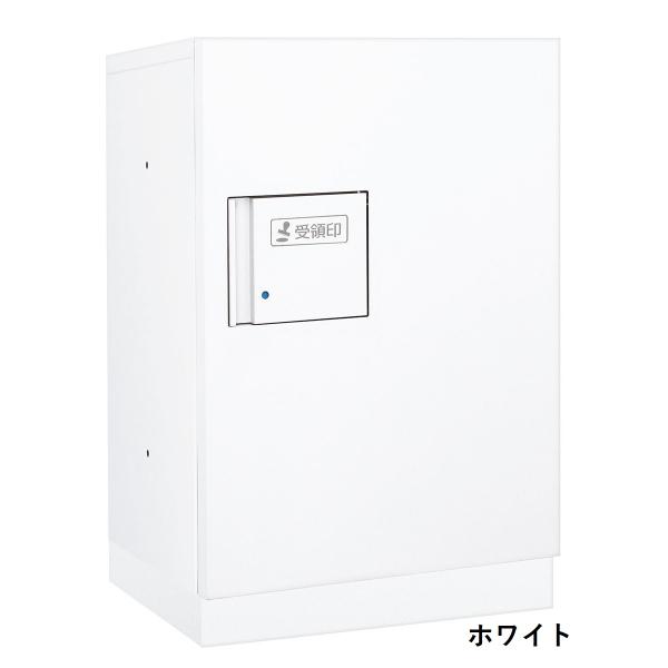ダイケン 宅配ボックス TBX-F1 Nユニット(捺印装置付) 1段仕様  *捺印装置付ユニットが別途必要です。
