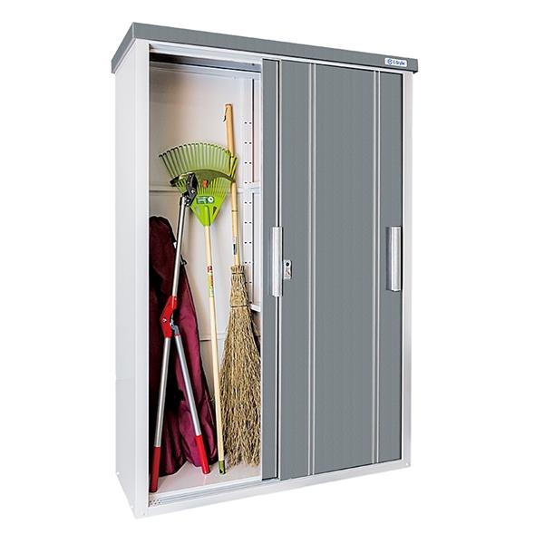 サンキン物置 COOL COOL-1350 一般型  『追加金額で工事も可能』 『中型・大型物置 屋外 DIY向け』