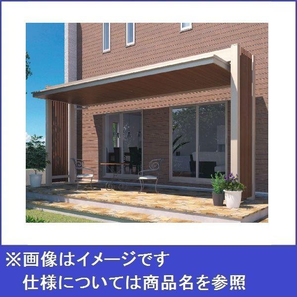 三協アルミ アトラード マルチルーフ 2034 H30 サイドパネル:合わせガラス Eタイプ 『アルミカーポート 自動車屋根』