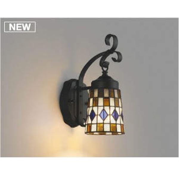 コイズミ ポーチ灯 AU47351L 『ブラケットライト エクステリア照明 ライト』