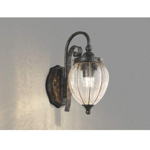 コイズミ ポーチ灯 AU42431L 『ブラケットライト エクステリア照明 ライト』