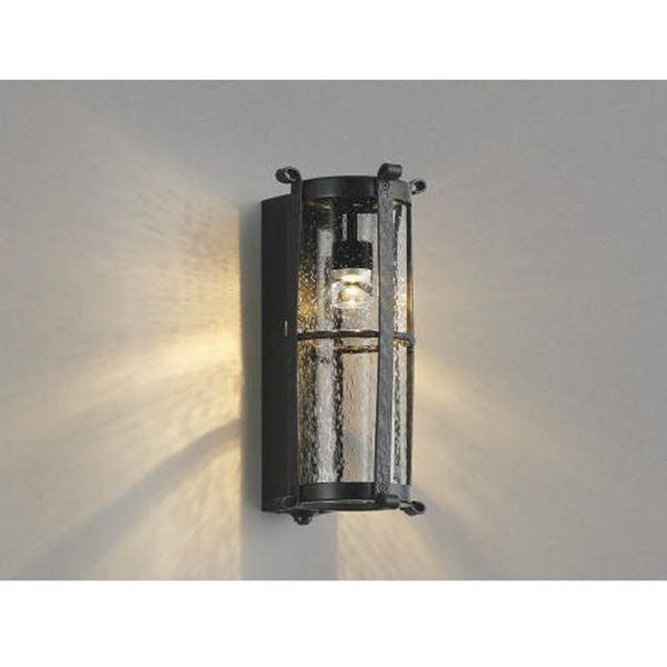 コイズミ ポーチ灯 マルチタイプ AU42434L 人感センサ付 『ブラケットライト エクステリア照明 ライト』