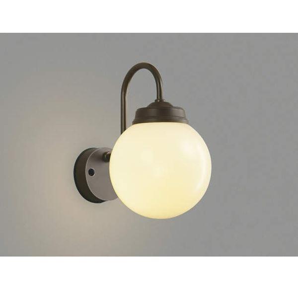 コイズミ ポーチ灯 AU40257L 『ブラケットライト エクステリア照明 ライト』