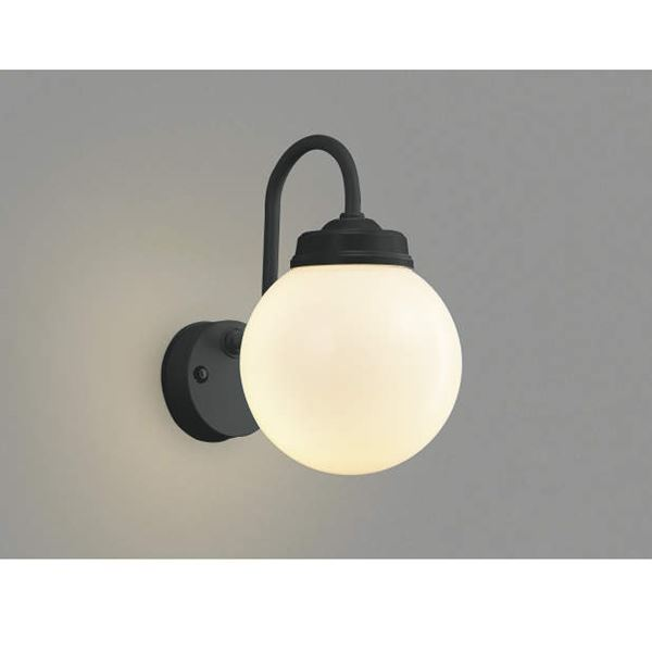 コイズミ ポーチ灯 AU40255L 『ブラケットライト エクステリア照明 ライト』