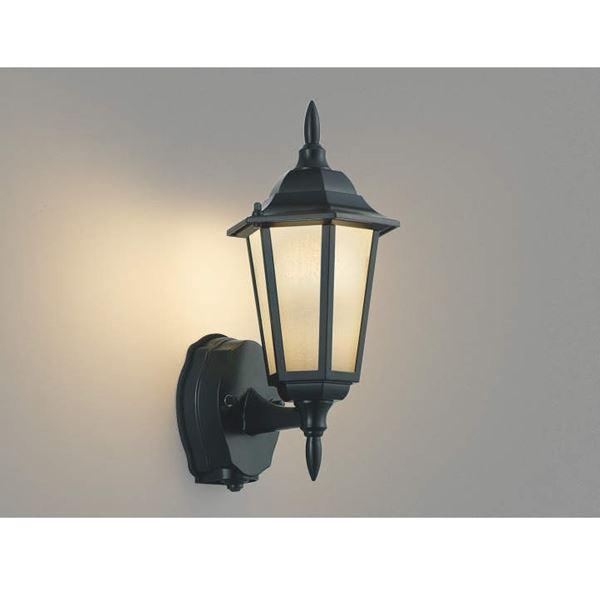 コイズミ ポーチ灯 タイマー付ON/OFFタイプ AU40441L 『ブラケットライト エクステリア照明 ライト』