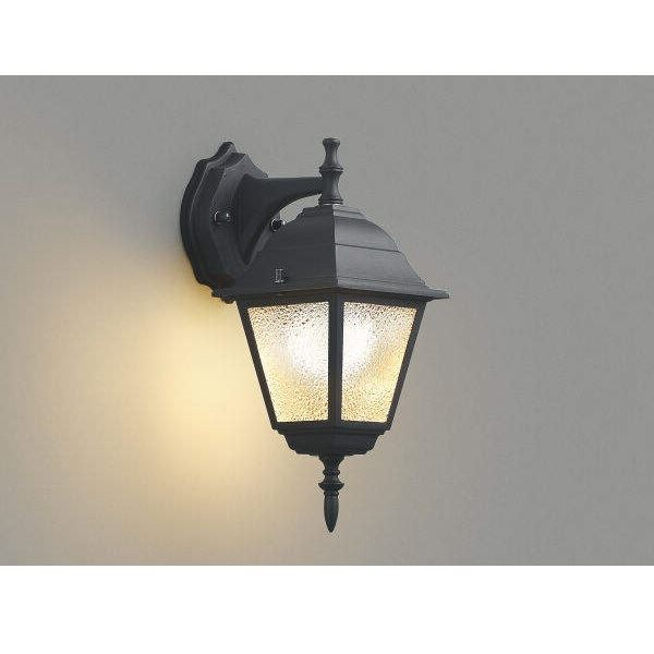 コイズミ ポーチ灯 AU44192L 『ブラケットライト エクステリア照明 ライト』