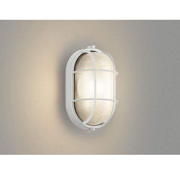 コイズミ ポーチ灯 AU45054L 『ブラケットライト エクステリア照明 ライト』 白色