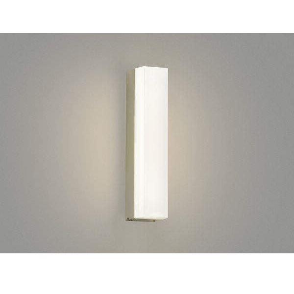 コイズミ ポーチ灯 AU45236L 『ブラケットライト エクステリア照明 ライト』 ウォームシルバー