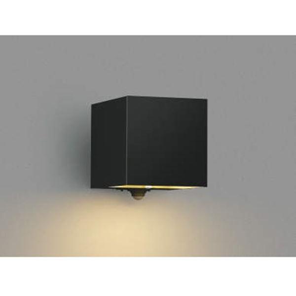 コイズミ ポーチ灯 マルチタイプ 下方照射 AU42362L 『ブラケットライト エクステリア照明 ライト』 黒色