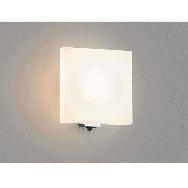 コイズミ ポーチ灯 マルチタイプ AU45207L 人感センサ付 『ブラケットライト エクステリア照明 ライト』