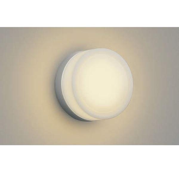 コイズミ ポーチ灯 AU38137L 『ブラケットライト エクステリア照明 ライト』 シルバーメタリック