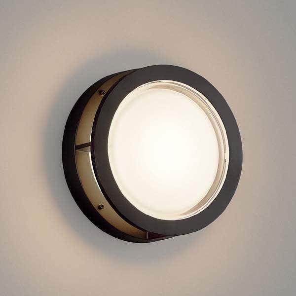 コイズミ 防塵・防水ブラケット AU46394L 『ブラケットライト エクステリア照明 ライト』 黒色