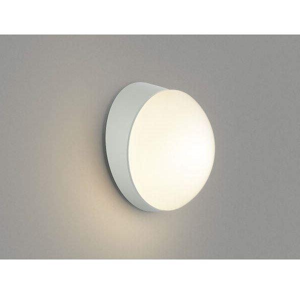 コイズミ ポーチ灯・勝手口灯 AU45181L 『ブラケットライト エクステリア照明 ライト』 白色