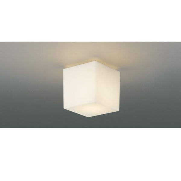 コイズミ 勝手口灯 直付・壁付取付 AUE647040 『ブラケットライト エクステリア照明 ライト』 白色