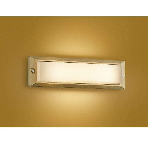 コイズミ 和風玄関灯 AU45172L 『ブラケットライト エクステリア照明 ライト』 白木