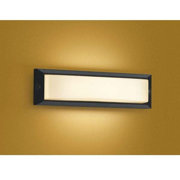 コイズミ 和風玄関灯 AU45173L 『ブラケットライト エクステリア照明 ライト』 黒色
