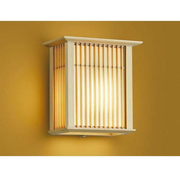 コイズミ 和風玄関灯  AU39962L  『ブラケットライト エクステリア照明 ライト』