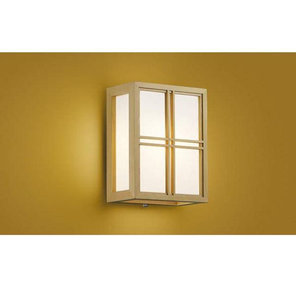 コイズミ 和風玄関灯  AU37700L  『ブラケットライト エクステリア照明 ライト』