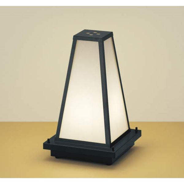 コイズミ 和風エクステリアスタンド  AU35660L  『エクステリアライト エクステリア照明 ライト』