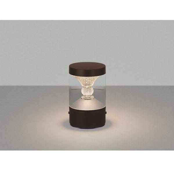 コイズミ ツインルックス  AU45502L  『門柱灯 エクステリア照明 ライト』 黒色