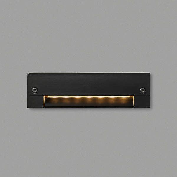 コイズミ フットライト  AU46981L  『フットライト エクステリア照明 ライト』 黒色