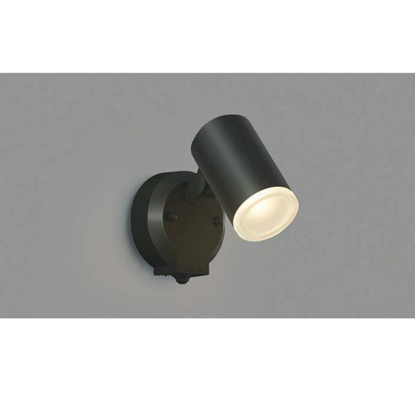 コイズミ フットライト マルチフラッシュタイプ AU38269L 人感センサ付 『スポットライト エクステリア照明 ライト』 黒色