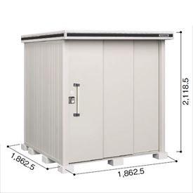 ヨドコウ LMD/エルモ LMD-1818 物置 一般型 標準高タイプ 『追加金額で工事も可能』 『屋外用中型・大型物置』 カシミヤベージュ