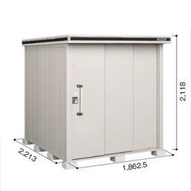 ヨドコウ LMD/エルモ LMD-1822 物置 一般型 標準高タイプ 『追加金額で工事も可能』 『屋外用中型・大型物置』 カシミヤベージュ