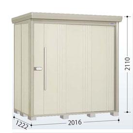 タクボ物置 ND/ストックマン ND-2012 一般型 標準屋根 『追加金額で工事も可能』 『屋外用中型・大型物置』 ムーンホワイト