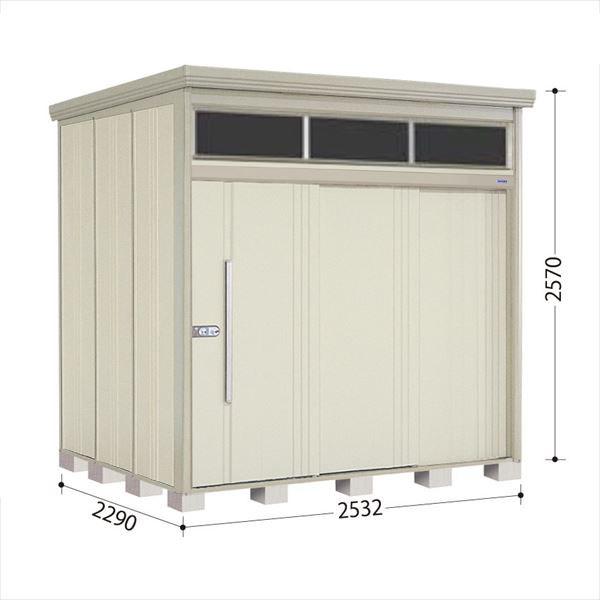 タクボ物置 JNA/トールマン ブライト JNA-S2522W 多雪型 標準屋根 『追加金額で工事も可能』 『屋外用中型・大型物置』 ムーンホワイト