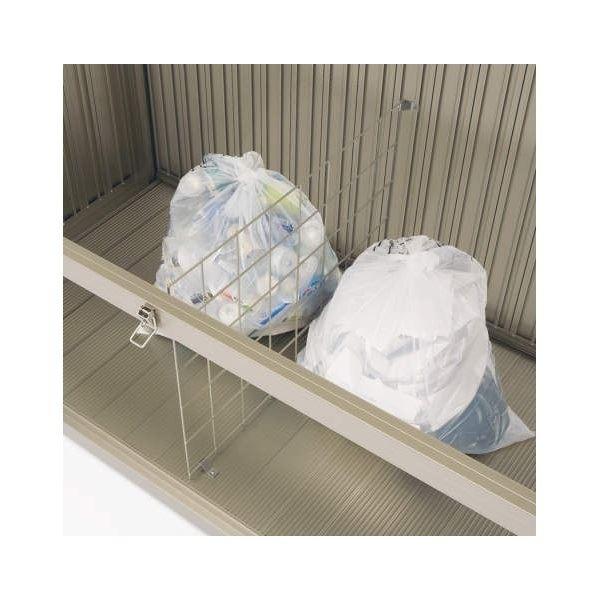 三協アルミ ダスティンGボックススリムタイプ D700用 間仕切り板 『ゴミ収集庫』