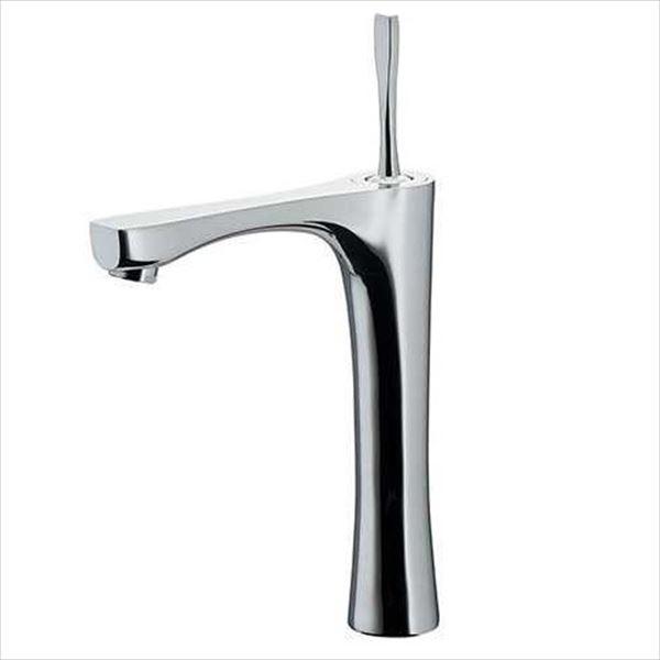 送料無料【カクダイ】洗面所をドラマチックに変貌させます。 カクダイ 水栓金具 神楽 シングルレバー混合栓 (トール) 183-235GN