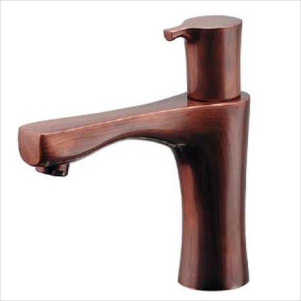 カクダイ 水栓金具 神楽 立水栓(ブロンズ) 716-850