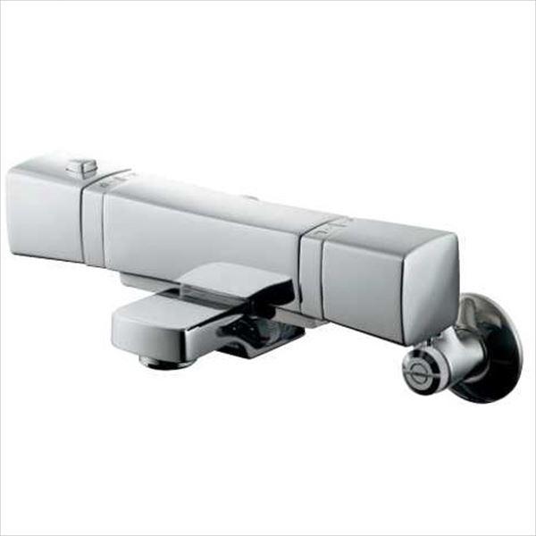 カクダイ 水栓金具 RASATO サーモスタットシャワー混合栓 173-251
