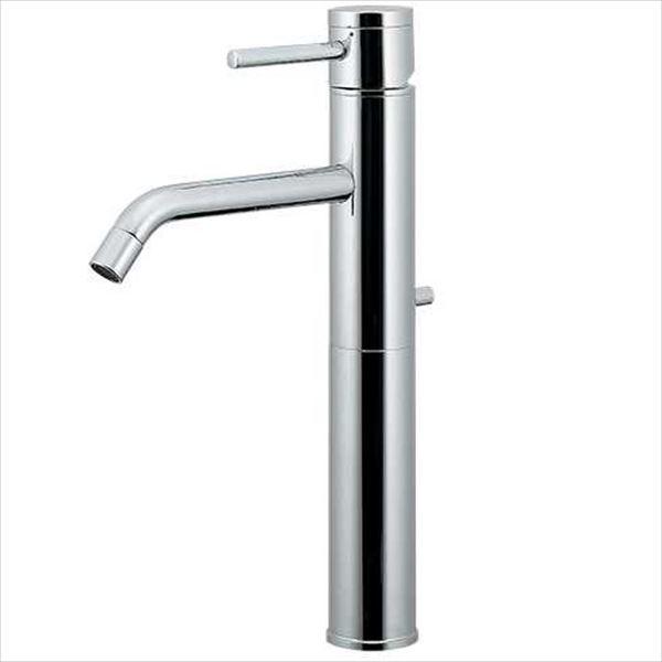 カクダイ 水栓金具 SYATORA シングルレバー混合栓(トール) 183-130