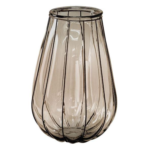 スパイス FEEL THE GARDEN VALENCIA RECYCLE GLASS VEINTITRES BROWN #VGGN1230BR