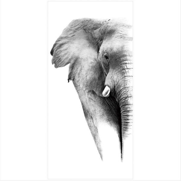 スパイス MONOCHROME ELEPHANT #HPDN1010