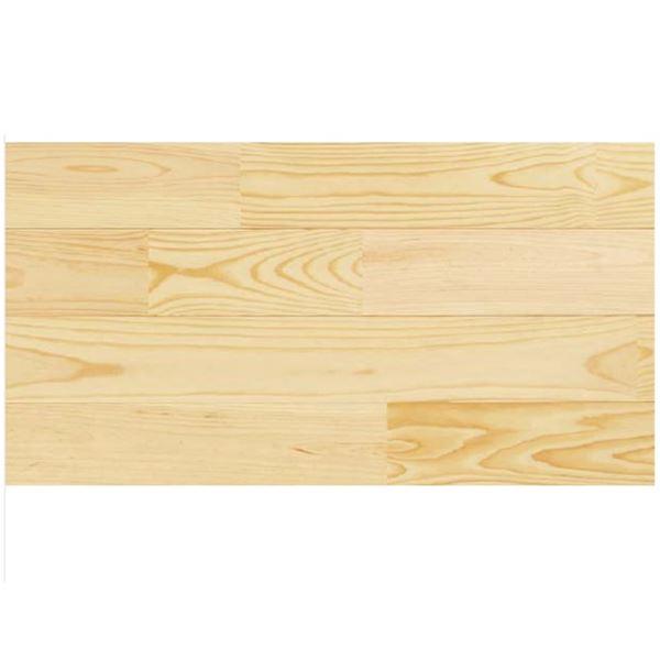 天然木部材 あづみの松 無地上小グレード 無塗装 幅114mm 8枚入り #WPFL0017