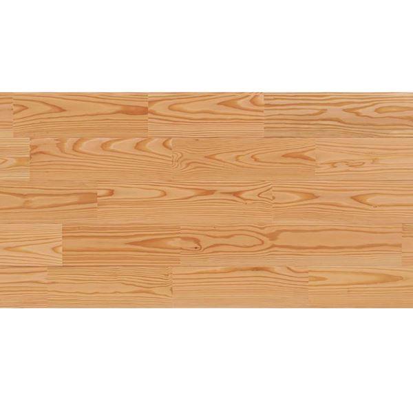 天然木部材 あづみのカラ松 あづみのカラ松 無地上小グレード UVナチュラルコート塗装 幅152mm 6枚入り 受注生産 (クリア) #WPFL0172