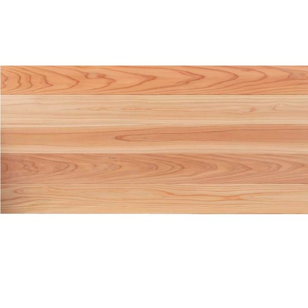 天然木部材 八溝杉 無地上小グレード 源平 無塗装 幅108mm 8枚入り 受注生産  #PHFL0605