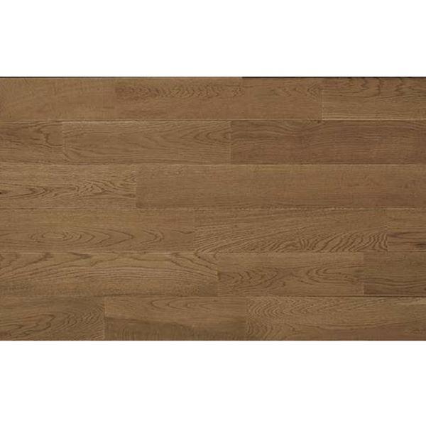 天然木部材 エコプレーゼ ナラ デラックスグレード LIVOSオイル塗装 幅90mm 10枚入り 受注生産 (ダークブラウン色) #PHFL0235