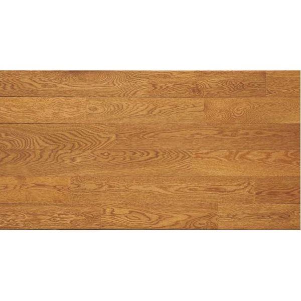 天然木部材 エコプレーゼ ナラ デラックスグレード LIVOSオイル塗装 幅90mm 10枚入り 受注生産 (オーク色) #PHFL0238