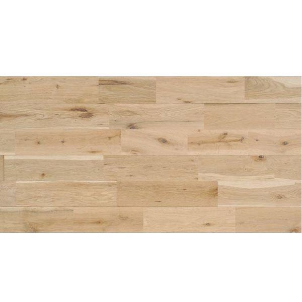天然木部材 ナラ ラスティックグレード 無塗装 幅120mm 7枚入り  #PHFL0507