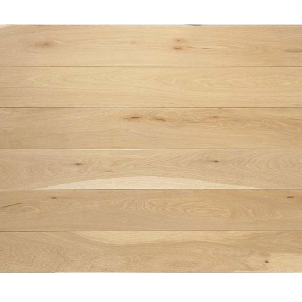プレイリーホームズ ナラ スタンダードグレード  ワンピースタイプ 無塗装 幅150mm 6枚入り  #PHFL0257