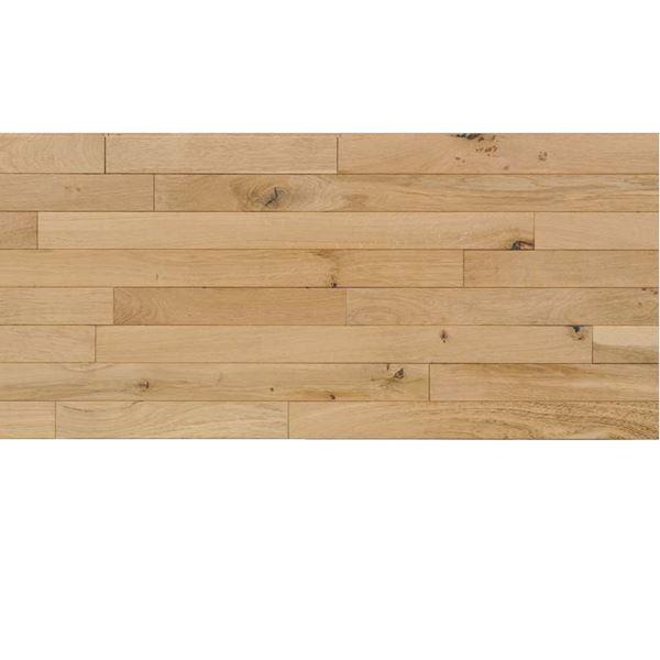 天然木部材 ミッドセンチュリーオーク ラスティックオーク 無塗装 幅57mm  #PHFL0260