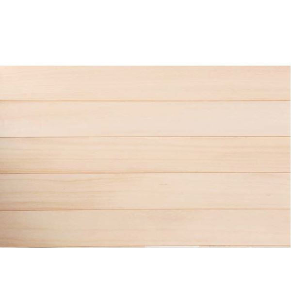 天然木部材 桐 無塗装 幅120mm 7枚入り #PHFL0496